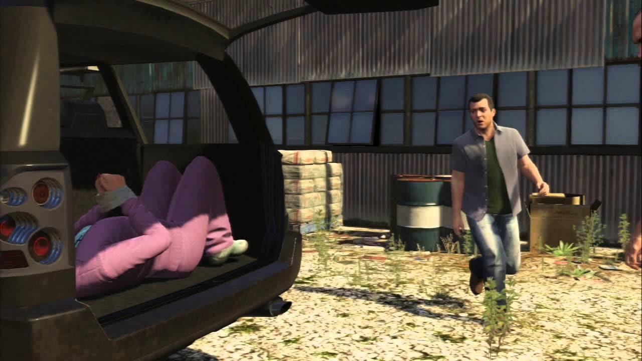 GTA 5: how to get a girlfriend pregnant offline - (GTA 5 ...