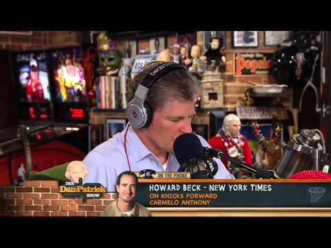 Howard Beck on the Dan Patrick Show 5/16/13