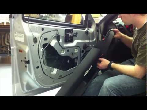 How To Replace the Window Regulator on a 2004 Pontiac Grand Prix