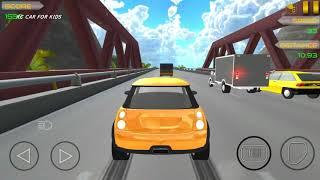 đua xe trên đường cao tốc*part 1/video game/dua xe/ Racing in Highway Car / car for kids
