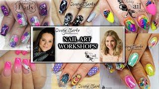 Nail Art Workshops!