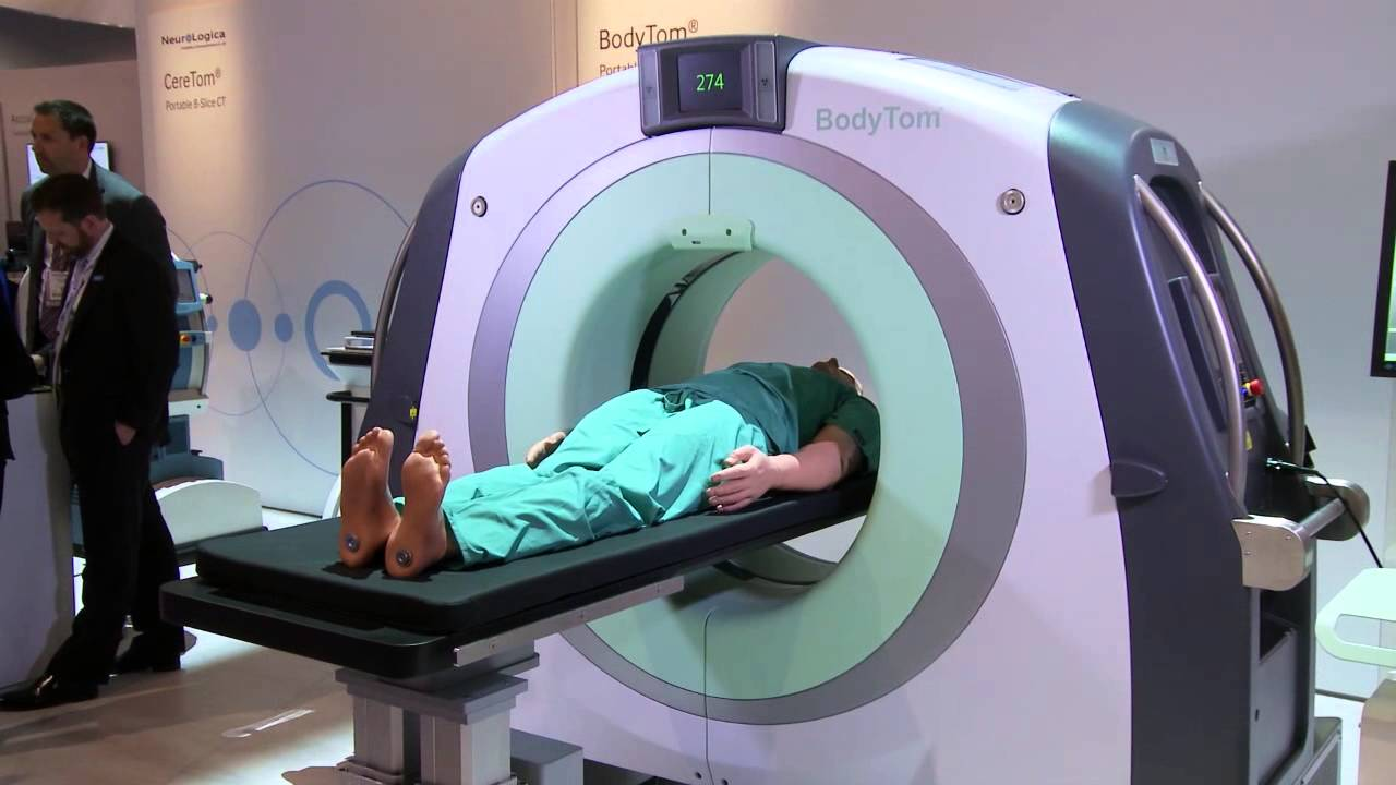 The Samsung Booth Features Neurologica S Bodytom Youtube