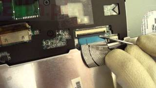 How to replace or remove keyboard in Acer Aspire D270
