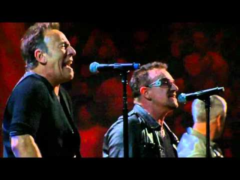 U2 & Bruce Springsteen - I Still Havent Found What Im Looking...