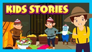 KIDS STORIES - BEDTIME STORIES FOR KIDS