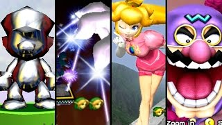 Super Smash Bros ALL UNPLAYABLE CHARACTERS (Wii, GCN, N64)
