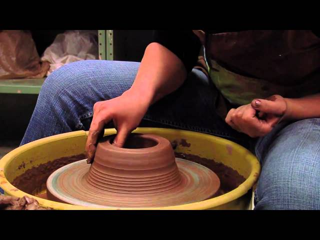 Pottery Fast Motion