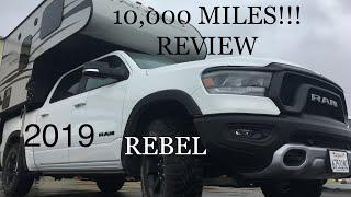 2019 RAM REBEL 10,000 Mile Review!