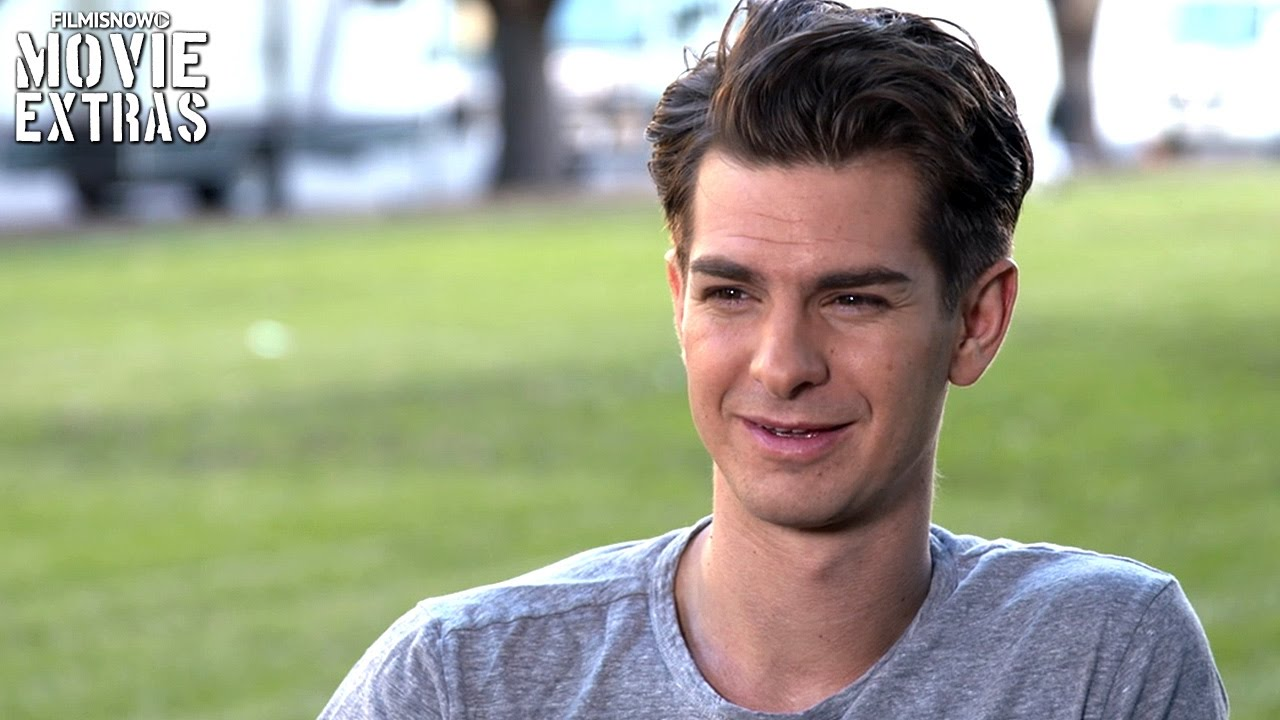 Hacksaw Ridge | On-set visit with Andrew Garfield 'Desmond Doss'