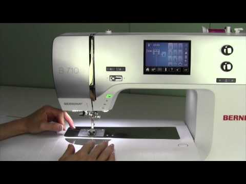 Bernina 710 23 Tension Test