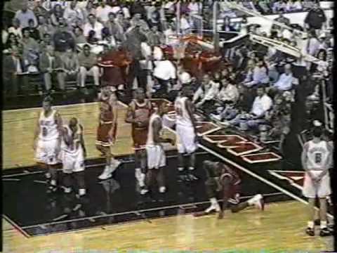 Michael Jordan 1997: 50pts Vs. Miami Heat