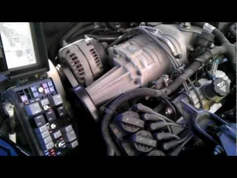 04 Grand Prix Blower Motor Resistor Replacement Part 1