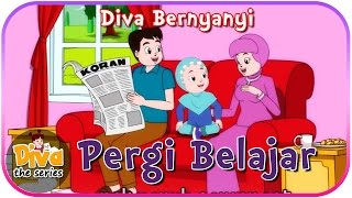 Download Lagu Pergi Belajar | Diva bernyanyi | Diva The Series Official Gratis STAFABAND