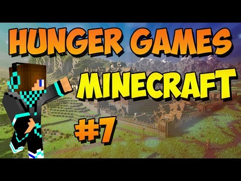 Minecraft - Hunger Games #7 [FR] - Un kikoo sauvage apparait !