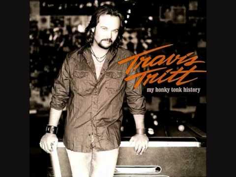 Travis Tritt - The Girl's Gone Wild (my Honky Tonk History) video