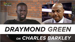 One on One with Draymond Green - Response to Charles Barkley