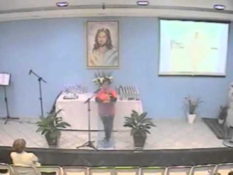 Palestra- Grupo Espírita Esperança - Edna Branco - 10 de Julho de 2013
