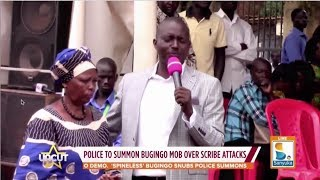 Bugingo Snubs Police Summons Over Scribe Attacks| Uncut Extra