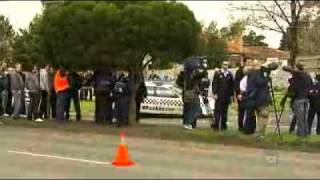 Crime boss gunned down at home