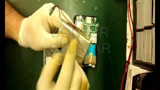 Dr.Celular - GPS e Tablet - Trocou a bateria e não carrega mais (Solução)