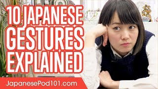 Don?t go to Japan without knowing these 10 Japanese Gestures