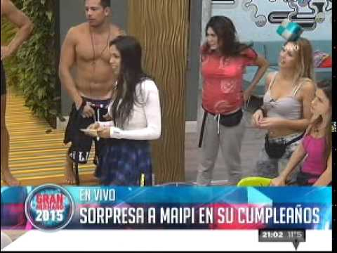 """""""Gran Hermano 2015"""": La mamá de Maypi conoció a Nicolás"""