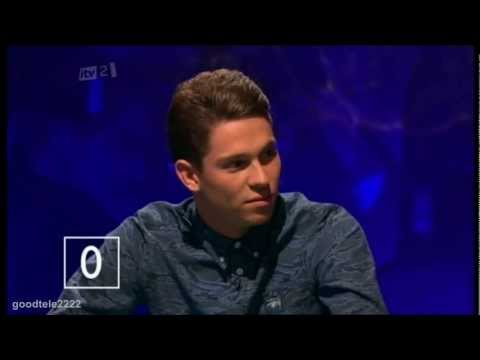 Joey Essex Getting Rinsed On Celebrity Juice 27/09/12
