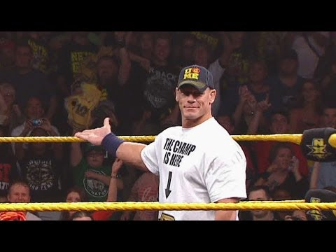 A look at the WWE Superstars who made special appearances at NXT: This Is NXT