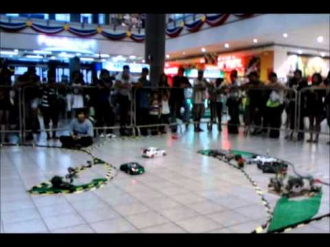 RC Drift Challenge Battle 1 Daddy's Ride Auto show