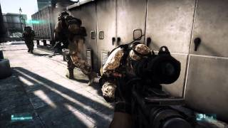 Modern Warfare 3 gameplay