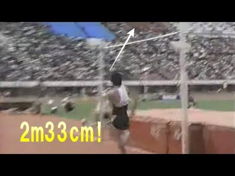 2006年 走り高跳び 醍醐直幸 日本記録