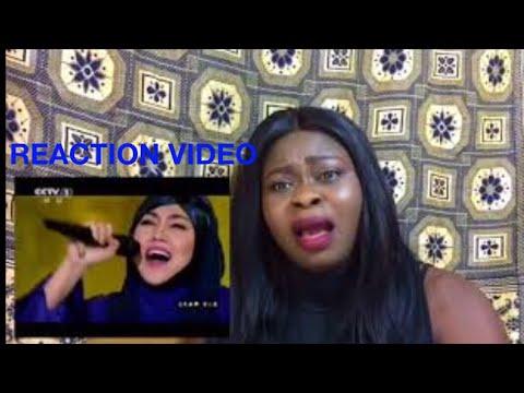 Download Lagu Reacting to Shilah Amzah-You raised me up MP3 Free