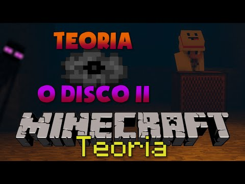 A TEORIA DO DISCO 11 do MINECRAFT!