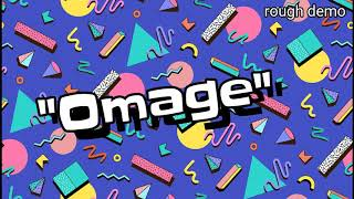 """Omage"" original song. Irig 2 demo. boss me-50b. 90s tribute. alternative rock."