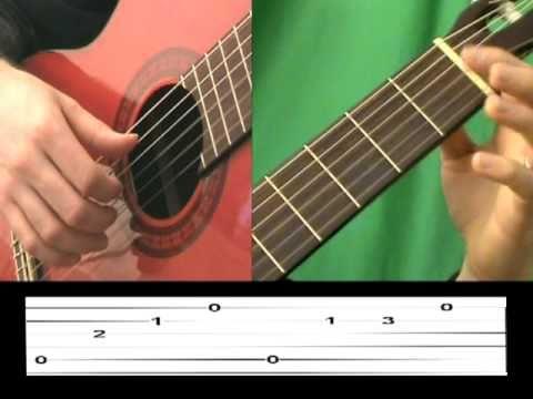 Fernando Carulli - Andantino - Guitar Lesson