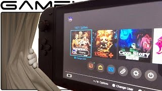 Leaked Switch UI Image - A Closer Look & General Overview