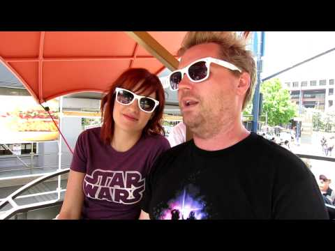 Course of the Force: Video Recap with Alex and Alison