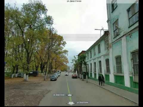 "Обзор панорам г. Орехово-Зуево на ""Яндекс картах"""