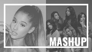 Ariana Grande vs. Fifth Harmony - Work Into You