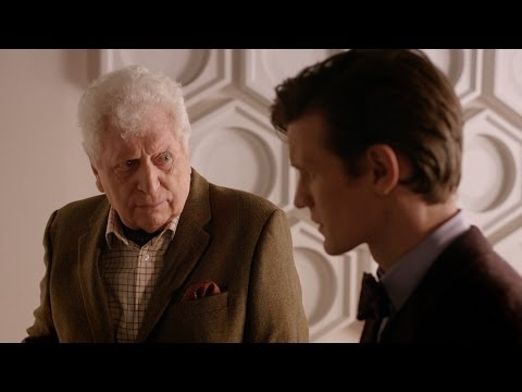 The Day of the Doctor: Tom Baker cameo