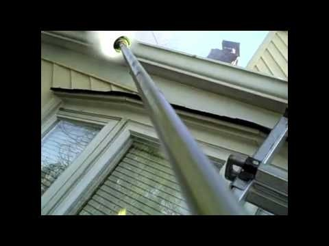 The gutter truth, the truth about gutter cleaning