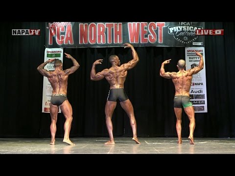 PCA North West 2017 –  Muscle Model Comparisons and Callouts