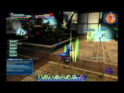 DC Universe Online US PC Central City Bounties Complete.