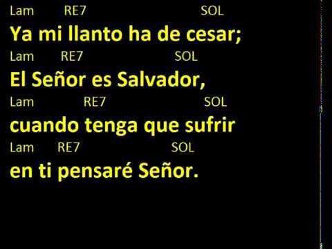 Христианские песни - Canta aleluya al Senor tu Dios
