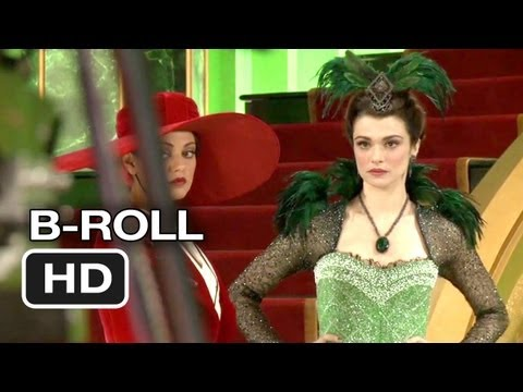 Oz the Great and Powerful Complete B-Roll (2013) - James Franco Movie HD