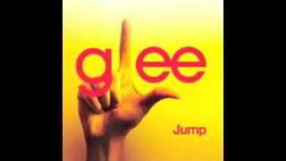 Watch Glee Cast Jump video