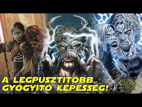 Egy ritka és BRUTÁLIS Erőképesség! -Sötét Átvitel- | Star Wars Akadémia