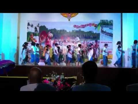 Malayalam Folk Dance - Onam Kb- Seria, Brunei 2012 video