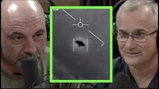 Former Navy Pilot Details Tic Tac UFO Encounter | Joe Rogan