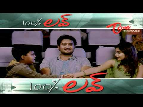 100 Love - Telugu Movies Love Scenes Back To Back